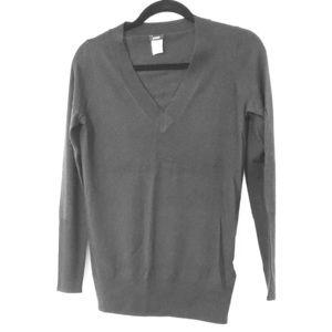 J.Crew light weight v neck sweater
